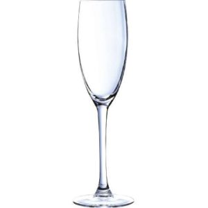Cabernet Champagne Flute Glass 160ml - Set of 6