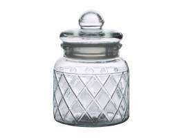 Casa Domani - Trellis Storage Jar - 650ml
