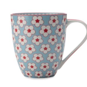 Christopher Vine Cotton Bud Mug, 500ml