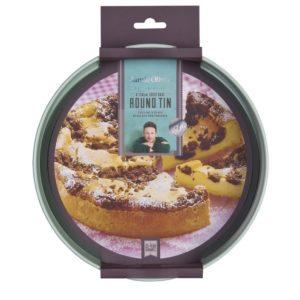 Jamie Oliver Loose Base Round Tin
