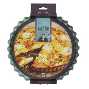Jamie Oliver Loose Base Tart Tin 25cm