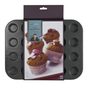 Jamie Oliver Mini Muffin Tray 24 Holes