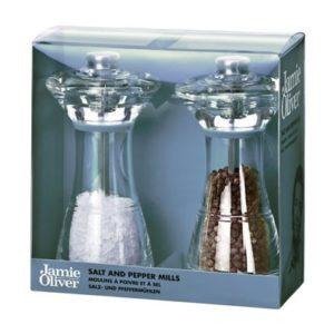 Acrylic Salt & Pepper Mill Set