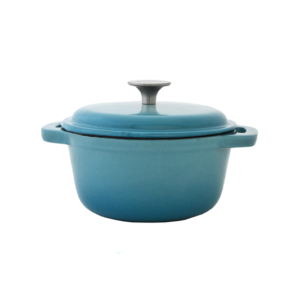 Casserole - Turquoise 18cm