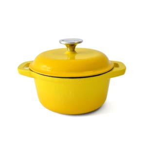 Casserole - Yellow 18cm