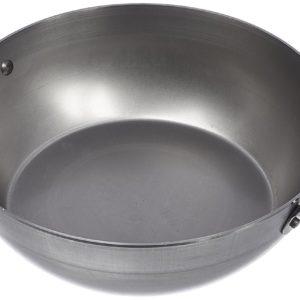 De Buyer Chefs Fry Pans Medium Metallic