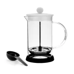 Eetrite 600ml Coffee Plunger with Non Slip Base