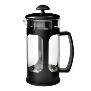 Black Coffee Plunger 1Liter