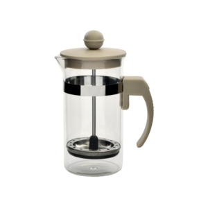Taupe Coffee Plunger 350ml