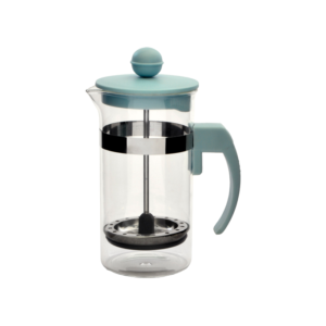 Blue Coffee Plunger 350ml
