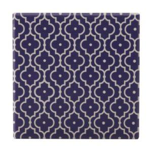Maxwell & Williams Medina Ceramic Square Tile Coaster Taza 9cm