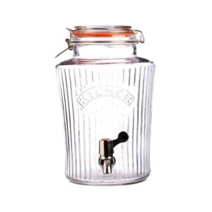 Kilner Clip Top Vintage Drinks Dispenser 5Liter