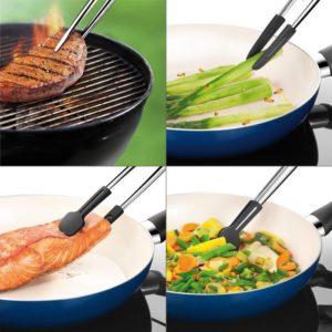 Tescoma Presto tools Multifunctional Cooks Tweezers