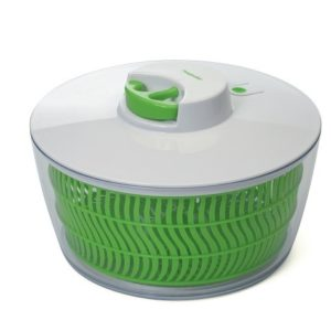 Progressive Flow Through Salad Spinner