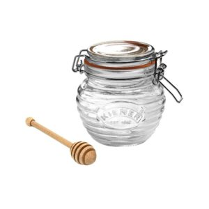Kilner Honey Pot With Dipper