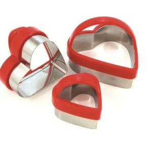 Progressive Cookie Cutters Heart Shape
