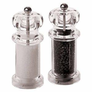 Maxwell & Williams Classic Salt & Pepper Mill Set 14cm