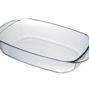 Duralex Ovenchef Rectangular Glass Roasting Dish 41cm