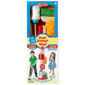 Melissa & Doug Dust Sweep Mop