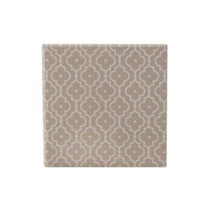 Maxwell & Williams Medina Ceramic Square Tile Coaster Kasbah 9cm
