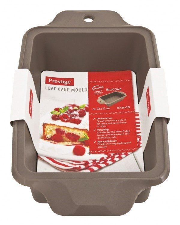 Prestige Loaf Pan Silicone Cake Mould Homestuff