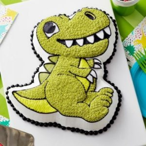 Incredible Wilton Dinosaur Cake Pan Kids 3D Birthday Cake Pan Homestuff Personalised Birthday Cards Cominlily Jamesorg